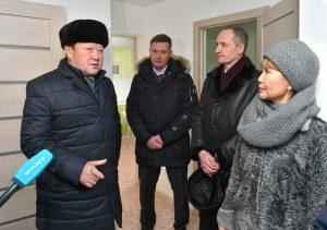 В новом микрорайоне Петропавловска в этом году построят 211 одноквартирных домов