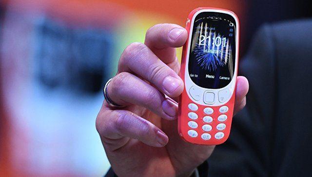 Nokia 3310 возвращается