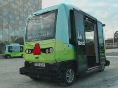 В Стокгольме можно увидеть будущее общественного транспорта