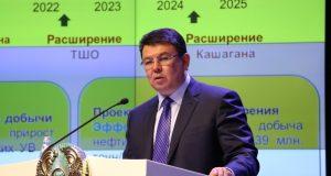 министр энергетики РК