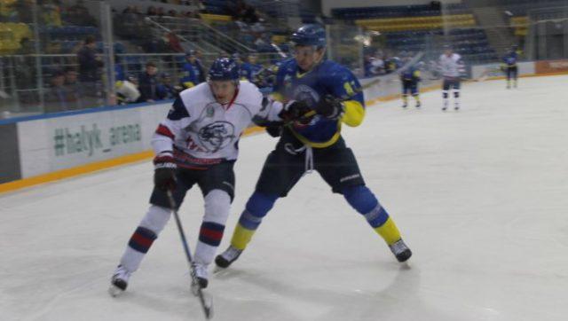 ХК «Алматы» дважды одержали победу над соперниками из Петропавловска