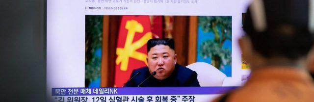 КНДР-ответила-на-сообщения-о-смерти-лидера-страны