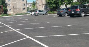 Первую-бесплатную-автостоянку-оборудовали-для-жителей-Петропавловска
