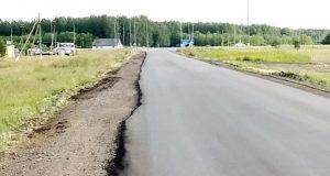 Вместо-ремонта-разрушенной-дороги-на-хорошую-положили-слой-нового-асфальта-в-СКО