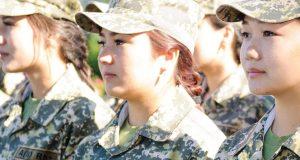 Военная-кафедра-при-kozybayev-university-возобновляет-набор-девушек