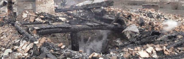 Уголовное-дело-возбудили-полицейские-после-пожара-в-селе-на-севере-Казахстана