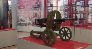 Шинель-первого-командира-314-й-стрелковой-дивизии-хранится-в-областном-музее