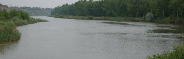 Горожан,-тонувших-в-реке-Есиль,-спас-полицейский-из-Петропавловска