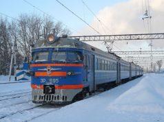 В Казахстане из-за морозов ограничили скорость пассажирских поездов