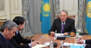 Поручения по итогам визита в США дал Назарбаев